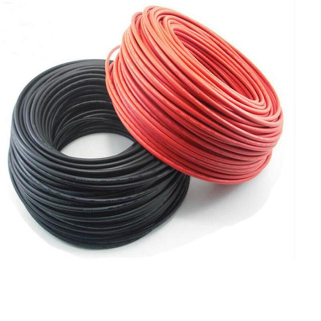 Excellent quality 10mm2 Solar cable for large photovoltaic project