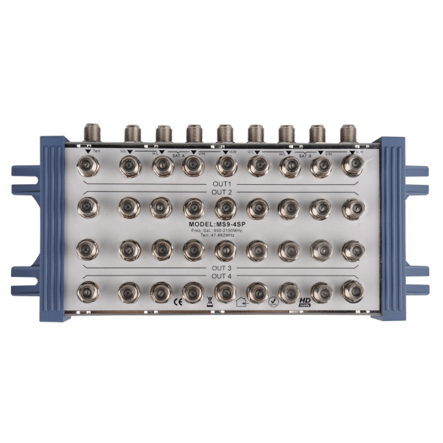 Satellite Splitter 9-4SP