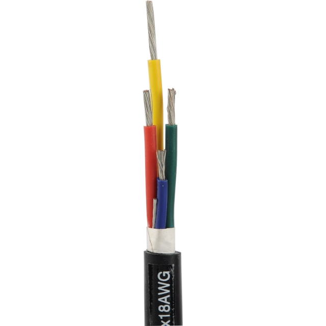 Internal control cable for electric vehicle 3